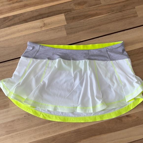 Lululemon Running/Tennis Skirt sz.10